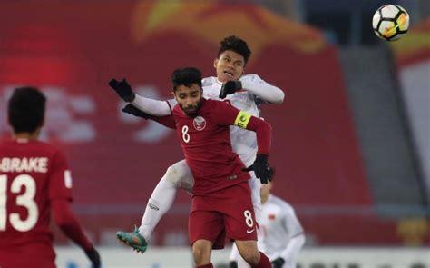 film semi qatar vietnam makes it to afc u23 chionship final after qatar