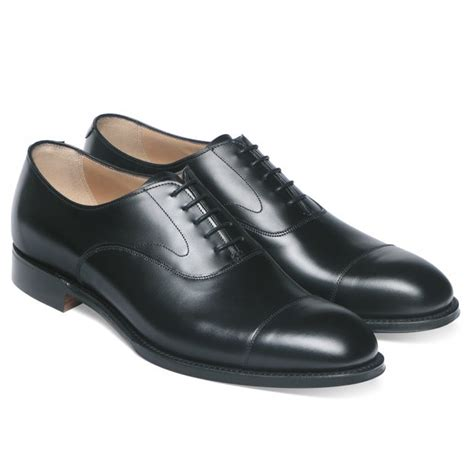 oxfords mens shoes cheaney alfred s black leather oxfords handmade in
