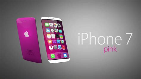 iphone  pink concept youtube