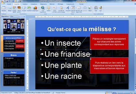 telecharger des themes pour microsoft powerpoint 2007 gratuit quizz powerpoint gratuit 224 t 233 l 233 charger et personnaliser