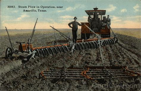 Steam E Gift Card - steam plow in operation amarillo tx postcard