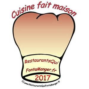 restaurants qui font 224 manger cuisine fait label