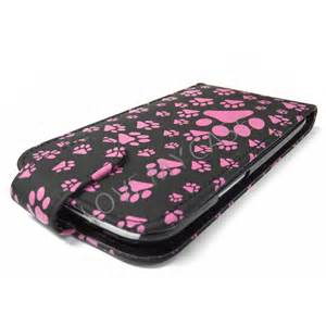 Car Seat Covers Paw Print Pink Paw Print Car Seat Covers Black Mesh New