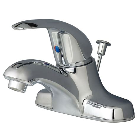 Chrome Sink by Classic Bathroom Vanity Sink 4 Quot Centerset Lavatory Faucet