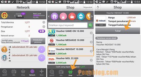 Pulsa Indosat 10 000 cara menukarkan poin adquest ke pulsa indosat
