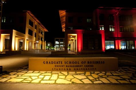 Stanford Part Time Mba Cost by