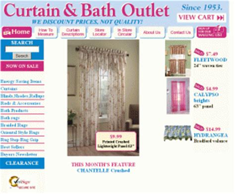curtain and bath outlet coupon curtainandbathoutlet com curtain bath outlet discount