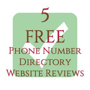 Best Free Phone Lookup Website 5 Phone Directory Website Reviews Best Free Phone Number Lookup