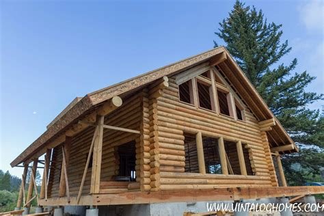 log home kits uinta log and timber homes