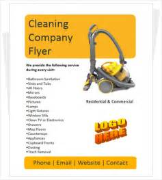 Cleaning Flyers Templates by House Cleaning Services Flyer Templates