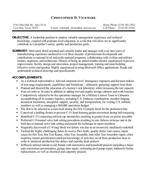 how to start a resume objective vickmark christopher d open objective resume