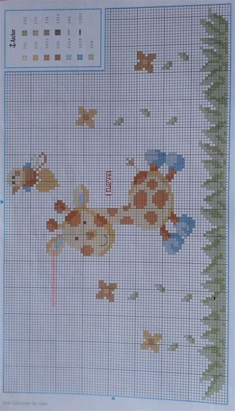cenefas baberos punto de cruz graficos punto de cruz gratis baberos canastilla bebe