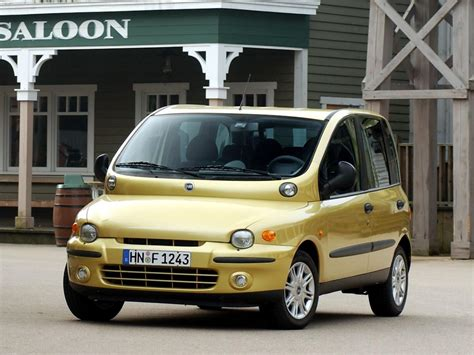 fiat multipla fiat multipla technical specifications and fuel economy