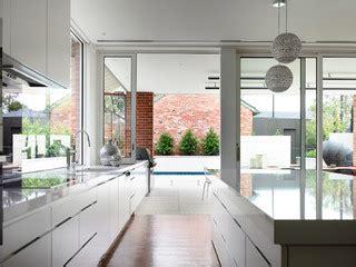 kew home renovation contemporary kitchen melbourne