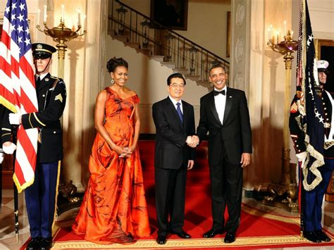 State Dinner Curse Strikes Again With French President