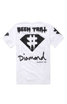 diamond supply co mill tee at pacsun com from pacsun tops been trill on pinterest diamond supply pacsun and