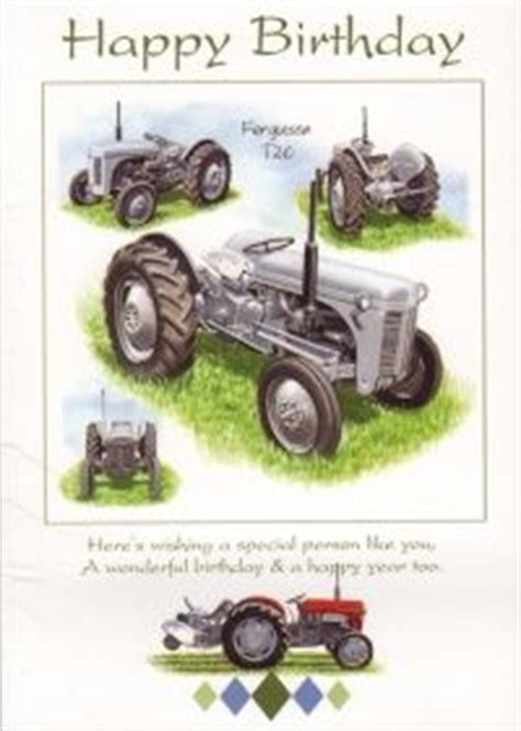 Tractor Birthday Card 1000 Images About Tractor Birthday Party On Pinterest