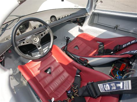 Interior Porsche 906 6 Kurzheck Coupe 1966