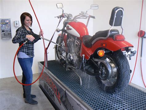 Motorrad Waschanlage by Adding A Motorcycle Wash To Your Self Serve Car Wash Can