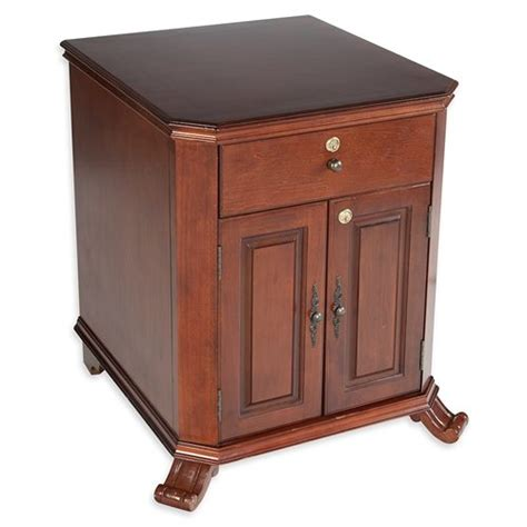 cigar table montegue end table humidor cigar com