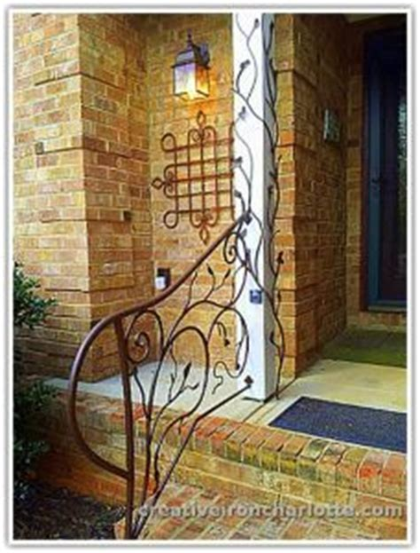 Tree Branch Banister by Stair Rail On Iron Handrails Metal Stair
