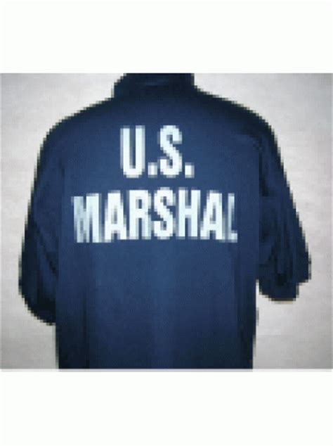 Kaos Usms U S Marshals 2 usms raid polo shirt 126403