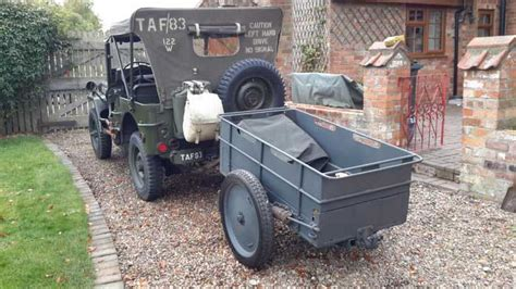 trailer german german ww2 trailer trailers milweb classifieds