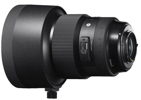 Sigma Dustpan Pengki Large sigma unveils the 105mm f 1 4 lens the bokeh master