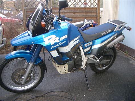 Suzuki Dr800 Suzuki Suzuki Dr 800 S Big Moto Zombdrive