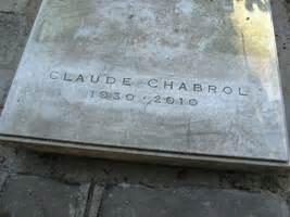 claude chabrol tombe chabrol claude 1930 2010 cimeti 232 res de france et d