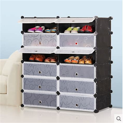 japanese shoe storage pn diy home storage cube shoes organizer cabinet shelf