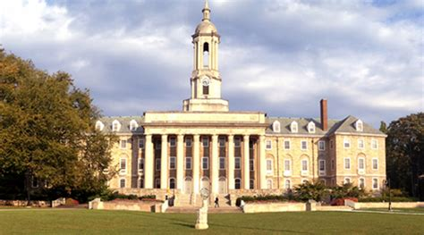 Penn State World Cus Mba Gmat Score by Graduate Programs 10 Best Values