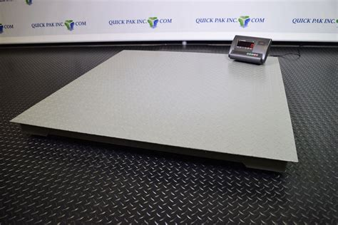 pictures of floor scale floor scales revolution 3t pallet floor scale with printer pak inc
