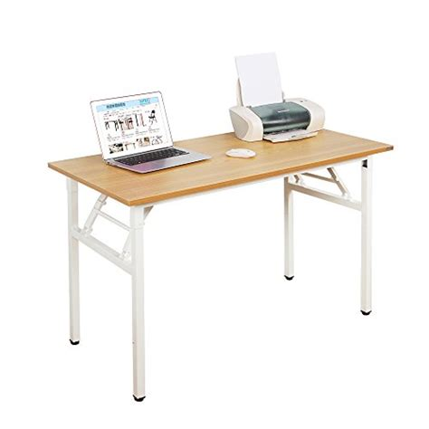 Folding Office Desk Need Computer Desk Office Desk 47 Quot Folding Table Computer Table Workstation Ac5bw 120