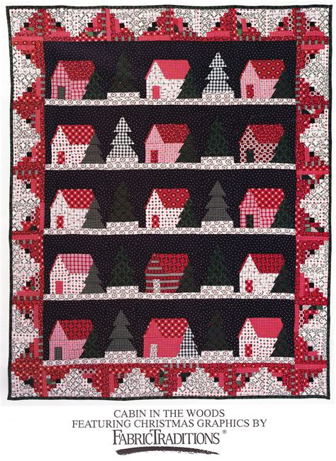 quilt pattern cabin in the woods quilting pattern cabin in the woods freebie quilt patterns