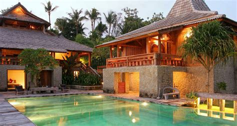bali wooden house designs