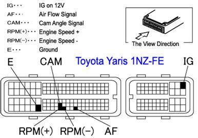 toyota yaris 2010 wiring diagram efcaviation corolla