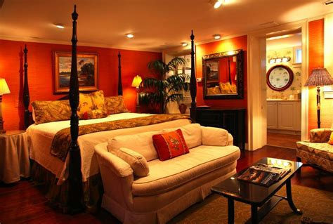 is orange a good color for a bedroom 15 refreshing orange bedroom designs rilane