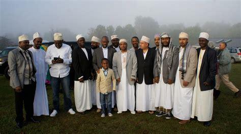 michuzi taswira za sala eid al adhw haa 2013 marekani - Sala Za Waumini