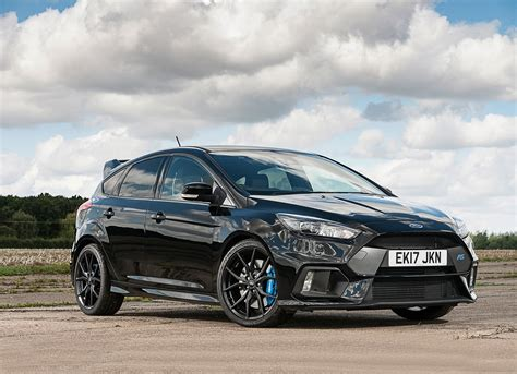 Ford Focus by Ford Focus Rs 2017 Term Test Review By Car Magazine