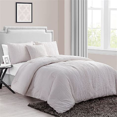Queen Size Bed In A Bag Comforter Set Bedding 4 Piece Size Bedding