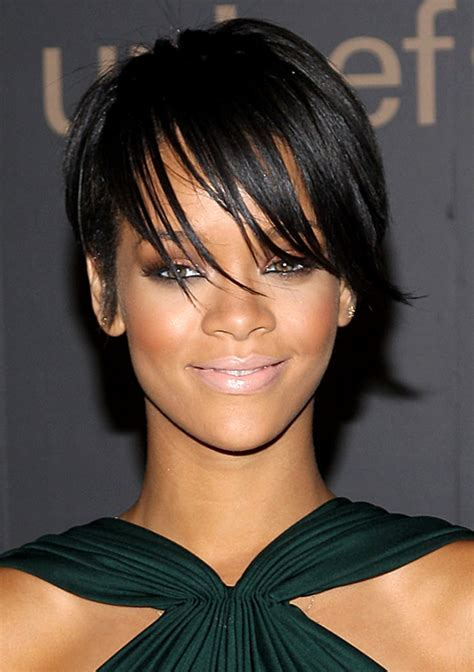 hairstyles through the years pictures rihanna s short haircuts best styles over the