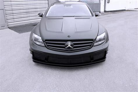 Auto Tuning Ratingen by Mercedes Benz Cl 500 Premium Black Matte Edition