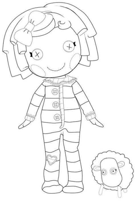 free printable coloring pages lalaloopsy the best lalaloopsy dolls coloring pages