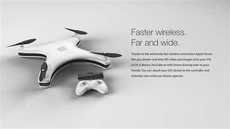 apple drone meet the apple drone concept images dronethusiast