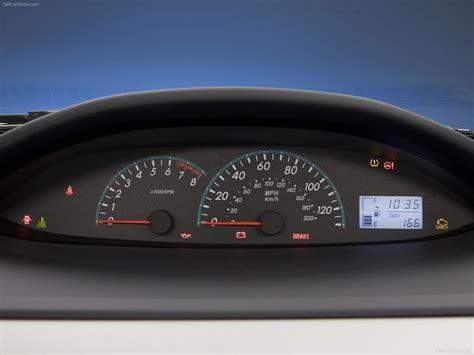 Yaris Interior Toyota Yaris Sedan 2009 Picture 9 Of 11