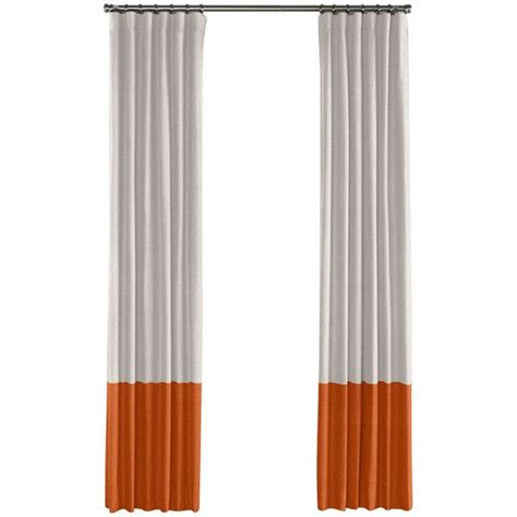orange gray curtains best 25 burnt orange curtains ideas on pinterest burnt