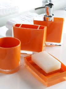 salle de bain bathroom accessories 25 best ideas about orange bathroom decor on