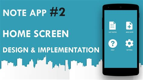 app for home design gooosen com android note app 2 home sceen design implementation