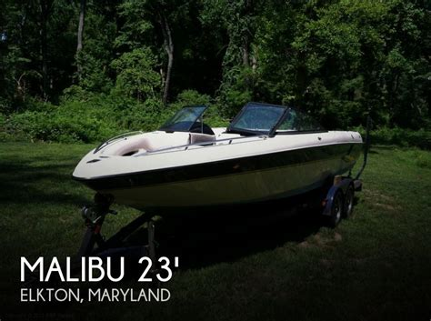used malibu boats for sale ohio used 1999 malibu 21 sunsetter lxi for sale in springfield